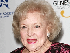 "Betty White (<A HREF=""http://www.wenn.com"" TARGET=""newwindow"">WENN.COM</a> file photo)"