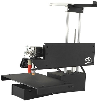 Printrbot's $599 open-source Simple 3-D printers are regularly improved by users' suggestions. Source: Printrbot Inc.