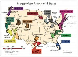 Government Funded Bullet Trains Will Connect American Agenda - Us adgenda map