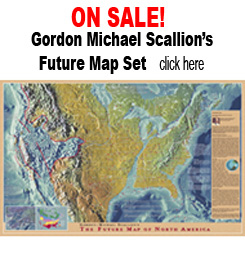 Future Map Of The World Gordon Michael Scallion.Michael Scallion S Future Maps Four Winds 10 Truth Winds