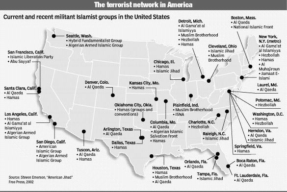 BREAKING SHERIFFS STATE MILITIA MUST BLOCK FEDERAL FEMA CAMP - Fema camps in the us map